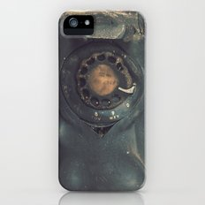 Melted Telephone iPhone (5, 5s) Slim Case