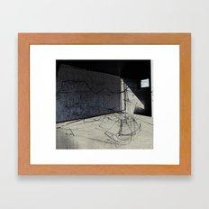 Habitat 3 Framed Art Print