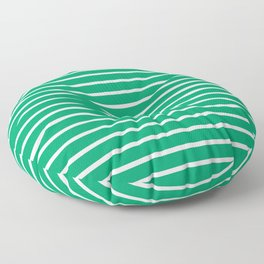 Colorful Pattern 5 Floor Pillow