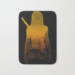 The Walking Dead - Michonne Bath Mat