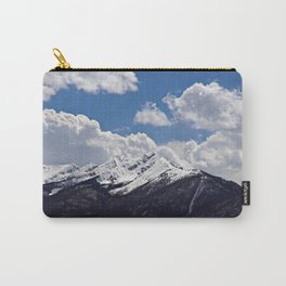 Tenmile Range From Lake Dillon Carry-All Pouch