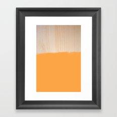 Sorbet III Framed Art Print