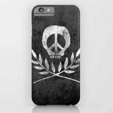 Peace is Death iPhone 6s Slim Case