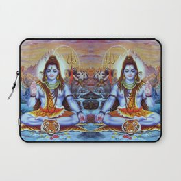 Shiva - Energize your day with his power Laptop Sleeve
