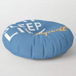 Repeat Floor Pillow