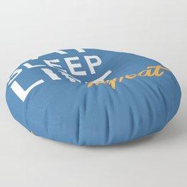Repeat Floor Pillow