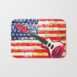 Sounds of America Bath Mat