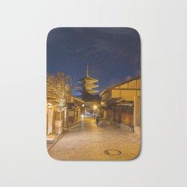 Yasaka-no-to Pagoda Bath Mat