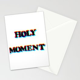 HOLY MOMENT Stationery Cards