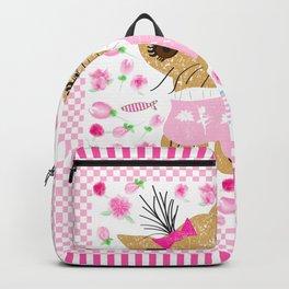 Didi puff Backpack