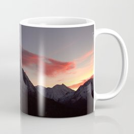 Mountains of Switzerland Coffee Mug