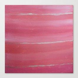 Pink Blend  Canvas Print