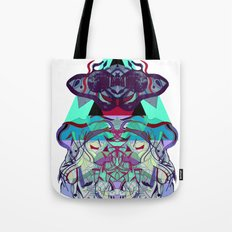 TIGER DREAMS Tote Bag