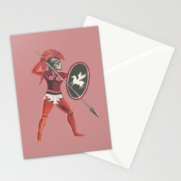 Gladiator  Stationery Cards
