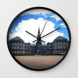 Unstable Weather Wall Clock