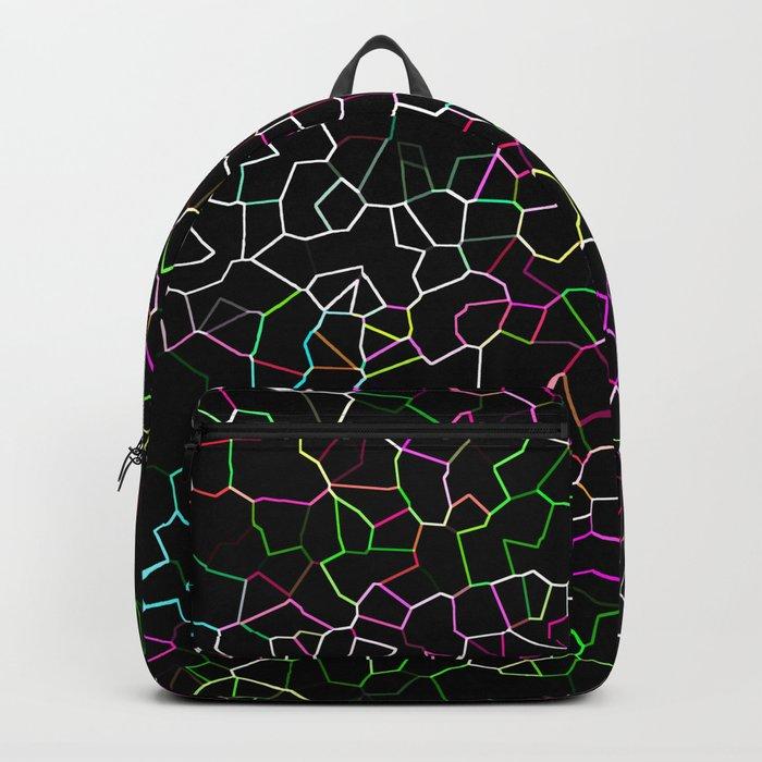 Spring Crackle Backpack