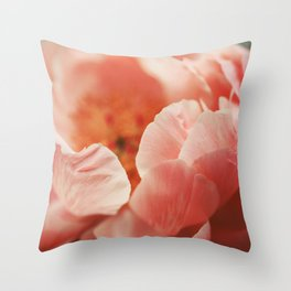 Paeonia #7 Throw Pillow