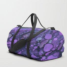 Purple River Duffle Bag