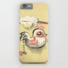 The Asian Chicken Rice Bowl iPhone 6s Slim Case