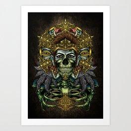 Winya No.4 Art Print