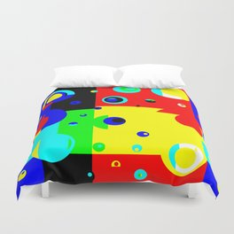 Colorplosion Duvet Cover