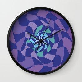 Optical Art v.2 Wall Clock