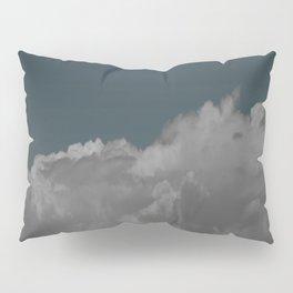 Cloudy blue Pillow Sham