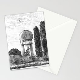 Airport Ruin Stationery Cards