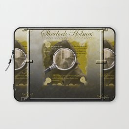 Searching for Holmes Laptop Sleeve