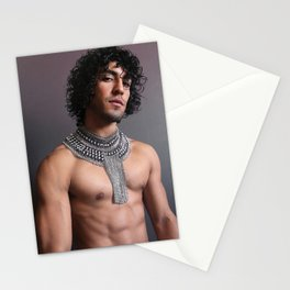 Collier (Grey Series) Stationery Cards