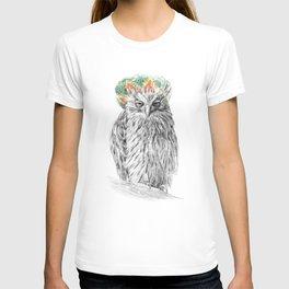 Rastafari Owl T-shirt