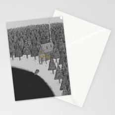'Isolation' Stationery Cards