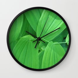 Nature's Sewing Thread Wall Clock
