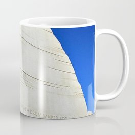 African American Masterpiece 'Washington D.C. Civil Rights Memorial' Coffee Mug