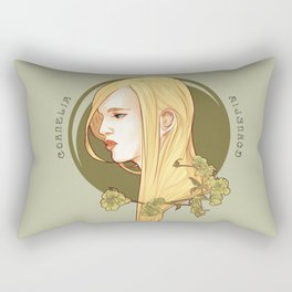 Cornelia W.I.T.C.H. Rectangular Pillow