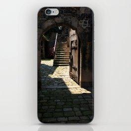 Medieval Streets iPhone Skin