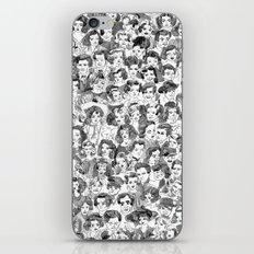 Old Hollywood iPhone & iPod Skin