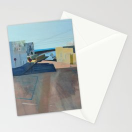 Nisja, urban landscape 118 Stationery Cards