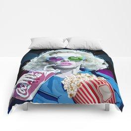 Watching Movie Comforters