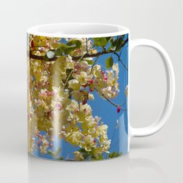 Wilhelmina Tenney Rainbow Shower Tree Coffee Mug