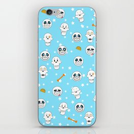 US Sans iPhone Skin