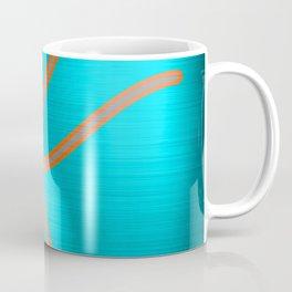Metallic K Coffee Mug