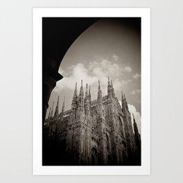 Duomo of Milan Art Print