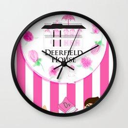 Deerfield House Wall Clock