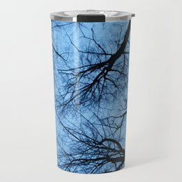 Spooky Trees Travel Mug