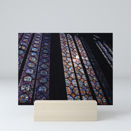Sainte-Chapelle Paris Mini Art Print