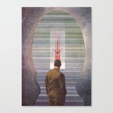 Pointed Aether Canvas Print