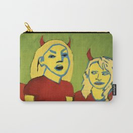 THE DEVILS Carry-All Pouch