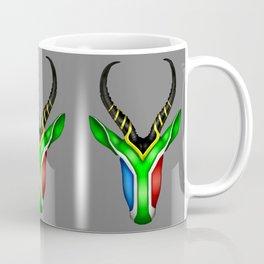 South African Springbok Coffee Mug