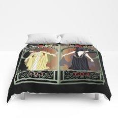 Legend Nouveau - Mirrored Comforters